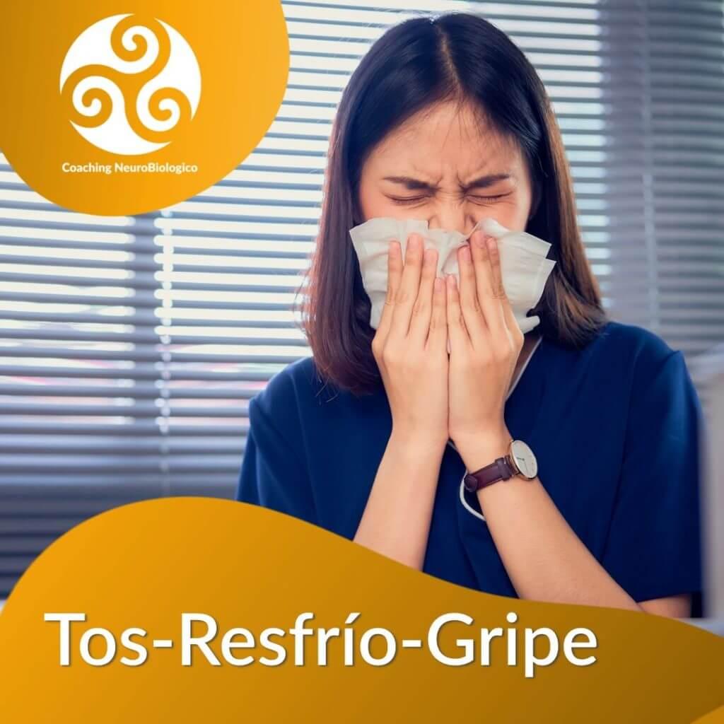Tos-Resfrío-Gripe