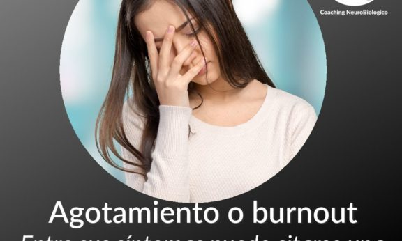 Agotamiento burnout