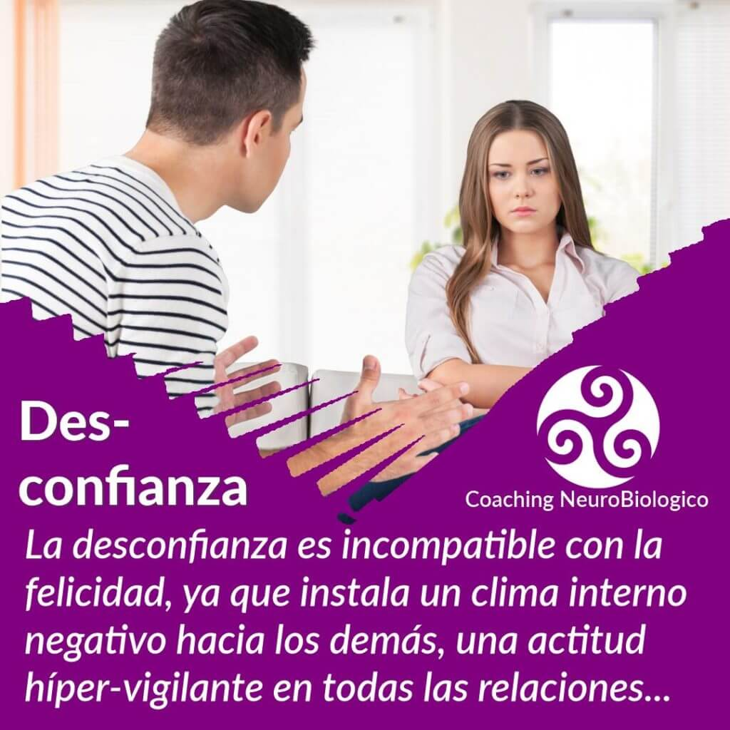 desconfianza