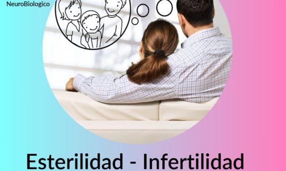 esterilidad - infertilidad