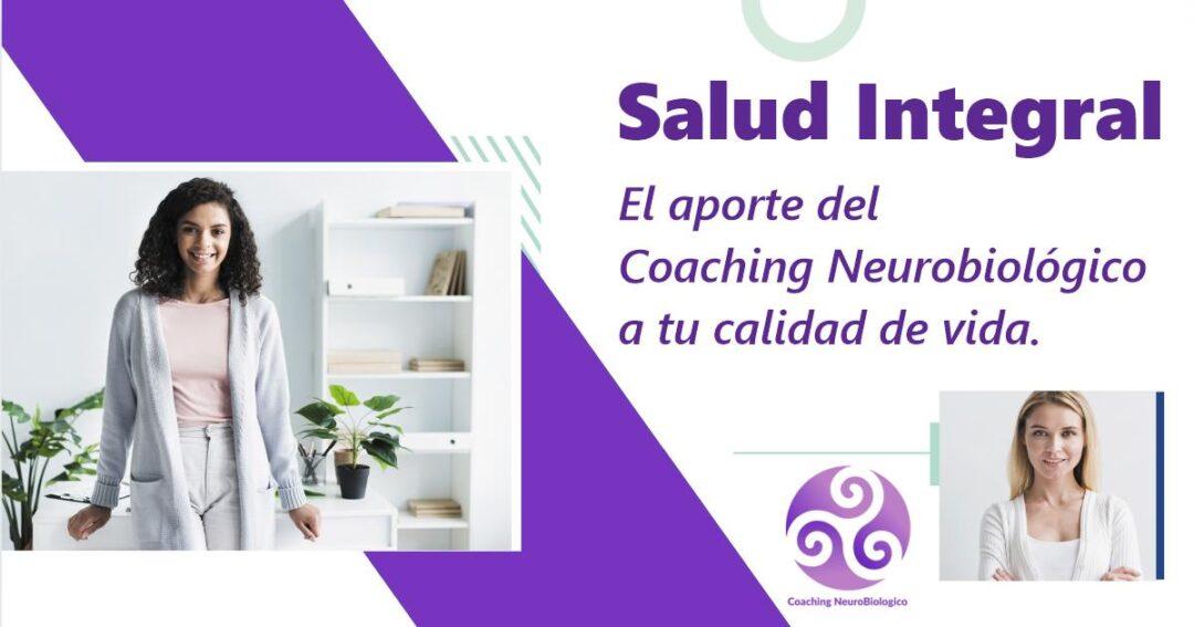 Salud Integral y calidad de vida.