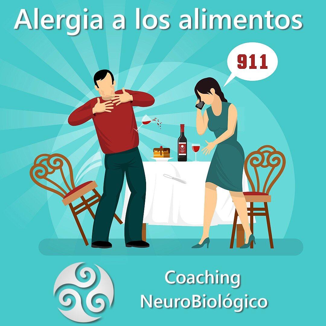 Biodescodificación de la alergia a los alimentos