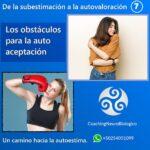 Los obstáculos para la auto aceptación